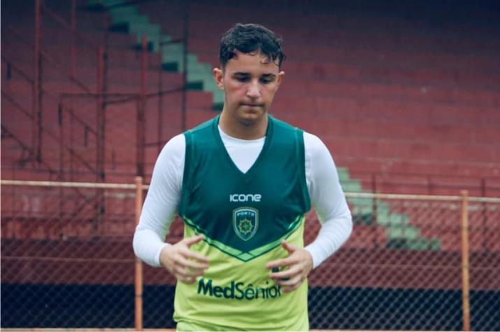 Luan é contratado pelo Porto Vitória do Espírito Santo