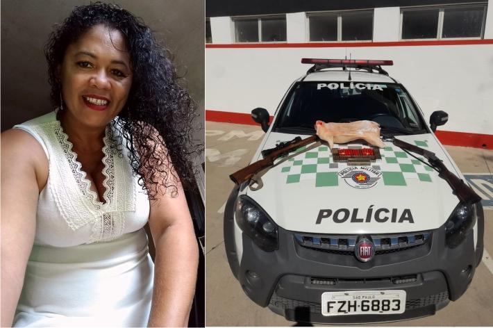 Polícia Civil investiga morte de mulher de 44 anos