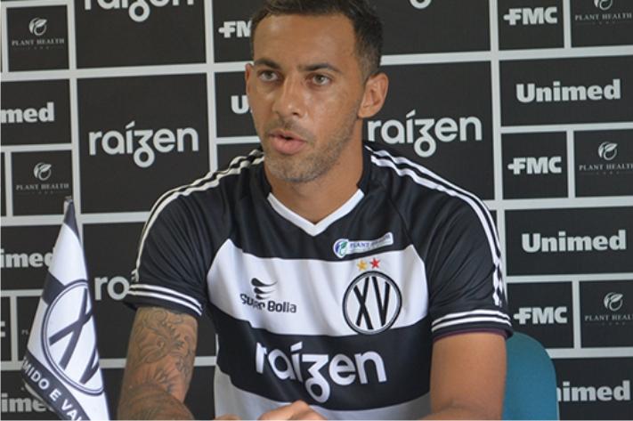 Após 15 anos, Wallace Pereira encerra carreira