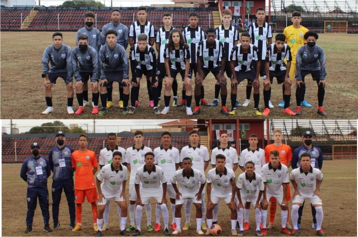 Equipe Sub-17 do Comercial estreia com vitória